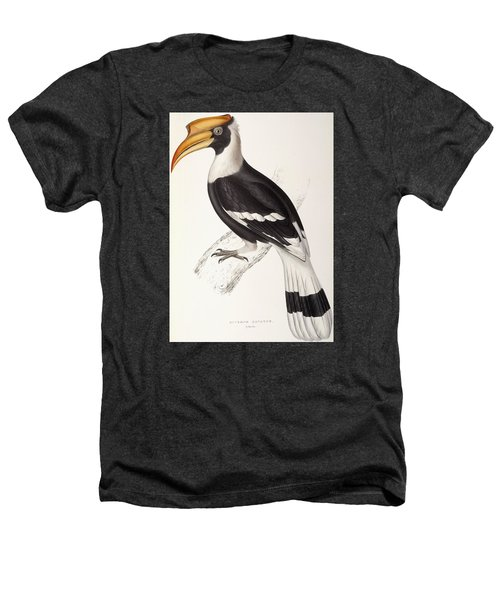 Concave Hornbill Heathers T-Shirt