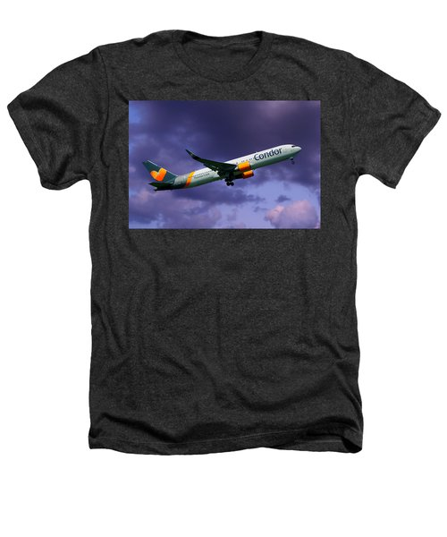 Condor Boeing 767-3q8 Heathers T-Shirt