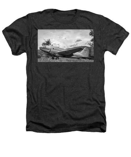 Curtiss C-46 Commando - Bw Heathers T-Shirt