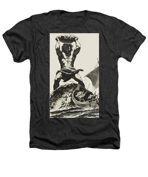 Cyclops Heathers T-Shirt