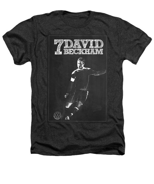 David Beckham Heathers T-Shirt by Semih Yurdabak