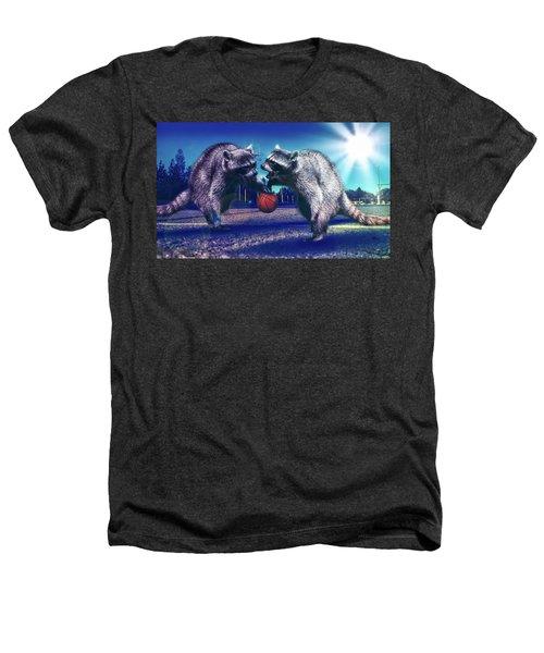 Defense Heathers T-Shirt