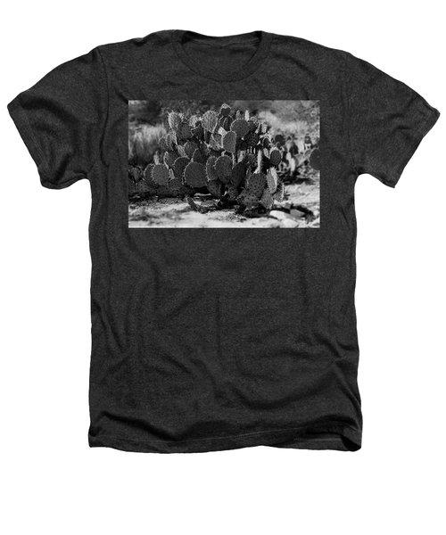 Desert Prickly-pear No7 Heathers T-Shirt