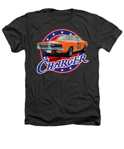 Dodge Charger Heathers T-Shirt