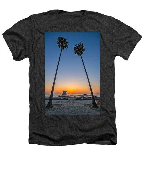 Dos Palms Heathers T-Shirt