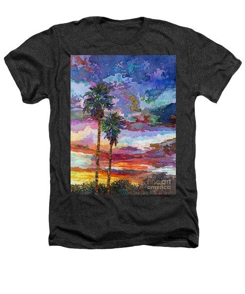 Evening Glow Heathers T-Shirt