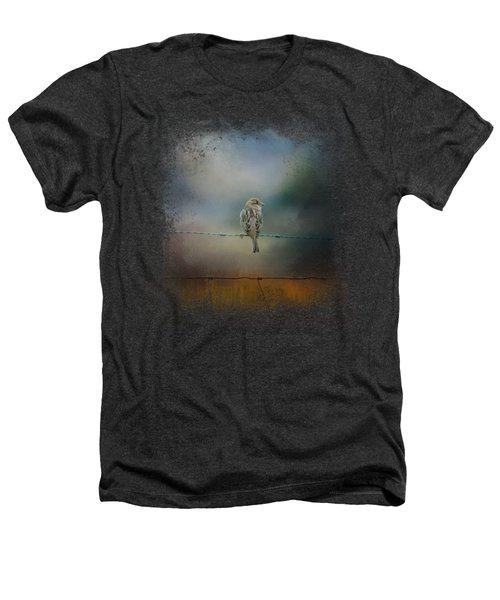 Fence Master Heathers T-Shirt by Jai Johnson