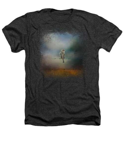 Fence Master Heathers T-Shirt