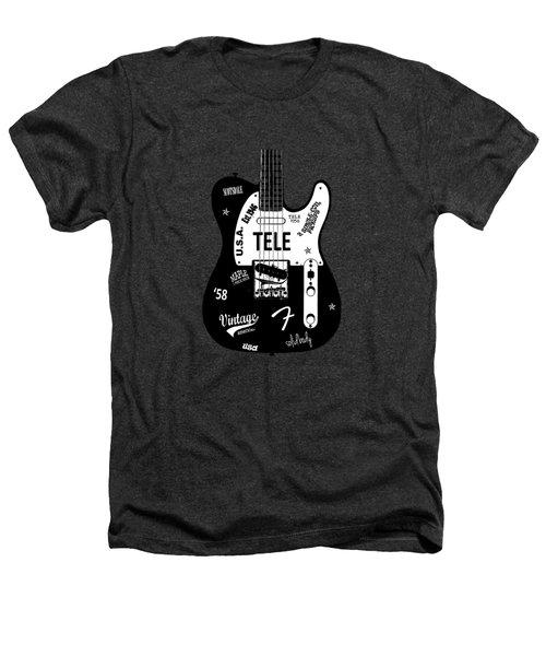 Fender Telecaster 58 Heathers T-Shirt