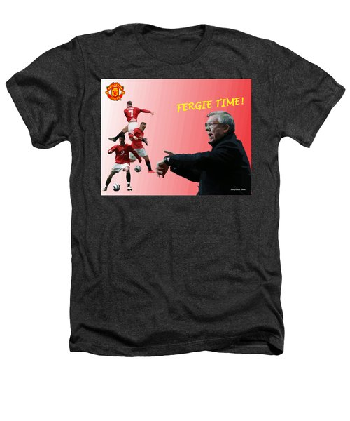 Fergie Time Heathers T-Shirt