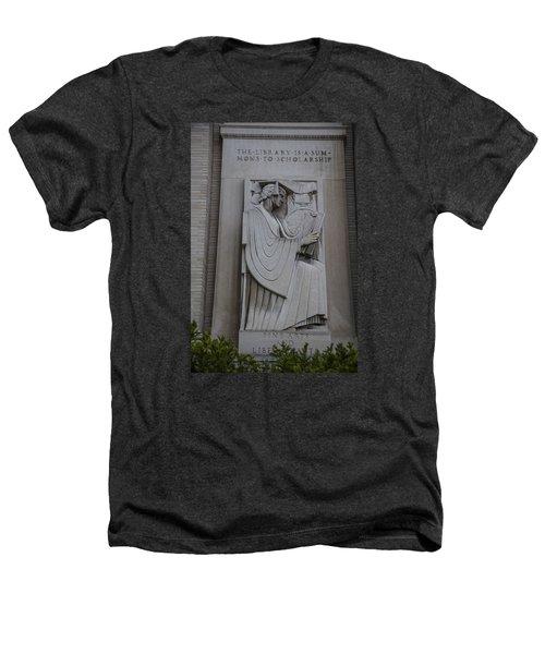 Fine Art Library Penn State  Heathers T-Shirt