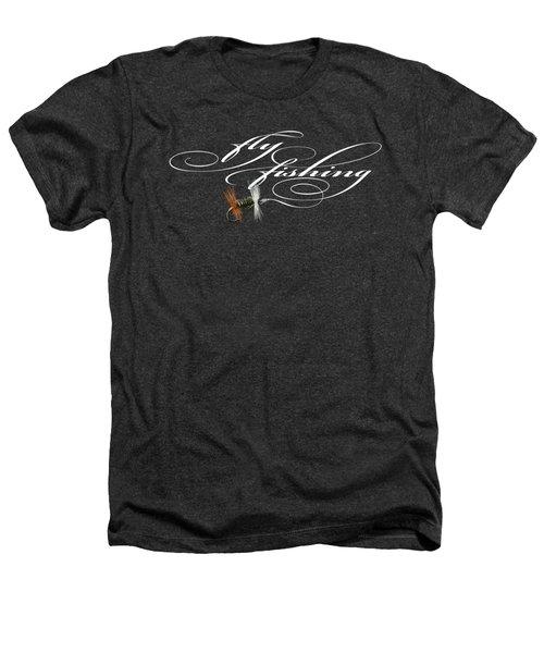 Fly Fishing Renegade  Heathers T-Shirt