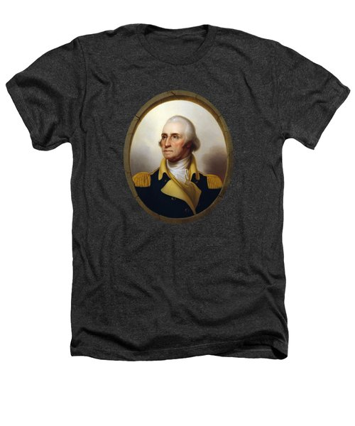 General Washington - Porthole Portrait  Heathers T-Shirt by War Is Hell Store