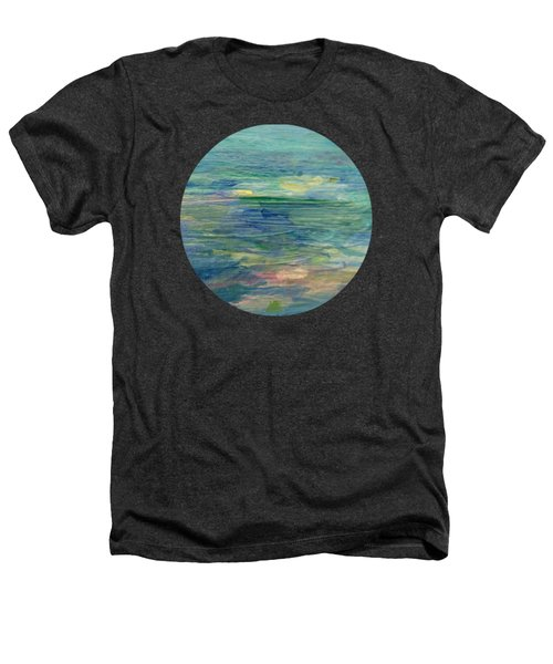 Gentle Light On The Water Heathers T-Shirt