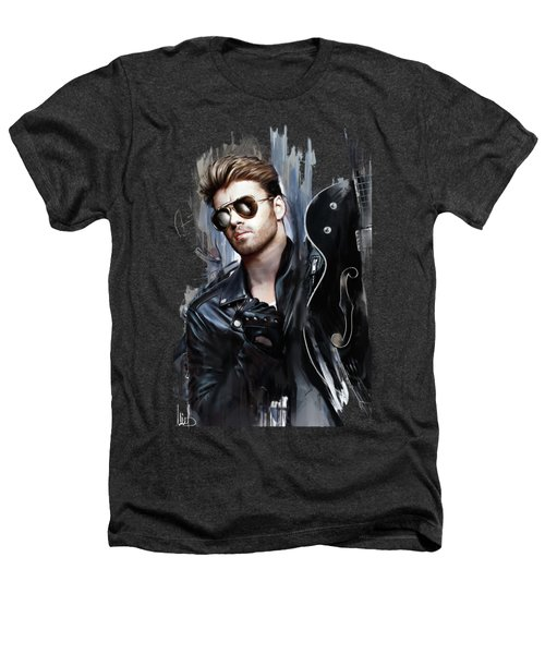George Michael Singer Heathers T-Shirt