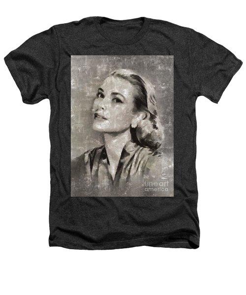 Grace Kelly By Mary Bassett Heathers T-Shirt