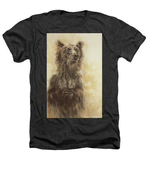 Grizzly Bear Heathers T-Shirt