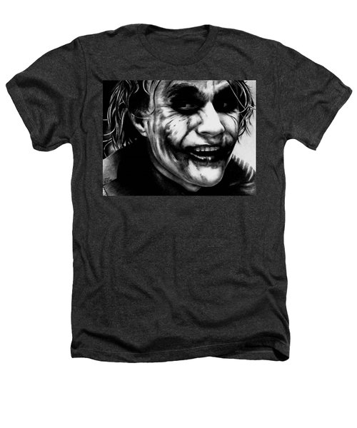 Heath Ledger Joker Heathers T-Shirt