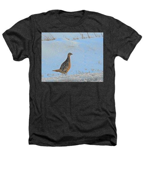 Hen Pheasant Heathers T-Shirt