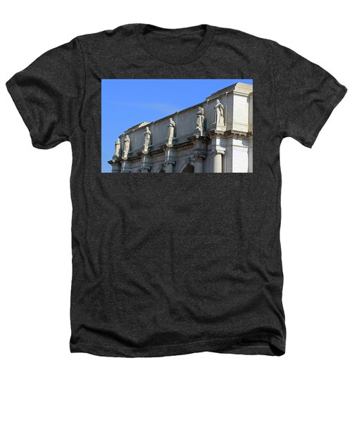 Hey Is That Joe Biden One Statue Said To Another At Union Station Heathers T-Shirt