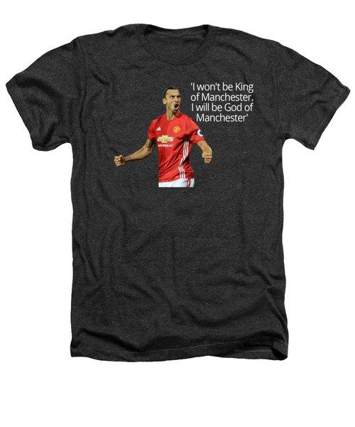 Ibrahimovic Heathers T-Shirt