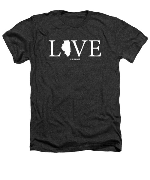 Il Love Heathers T-Shirt by Nancy Ingersoll