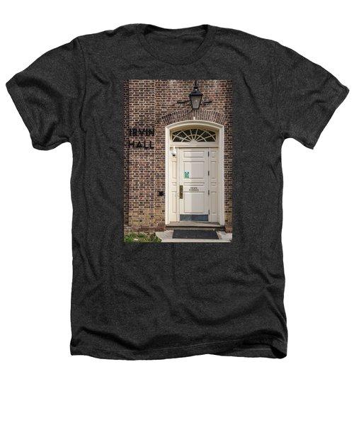 Irvin Hall Penn State  Heathers T-Shirt