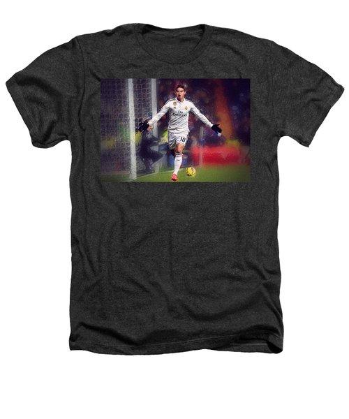 James Rodrigez Heathers T-Shirt by Semih Yurdabak