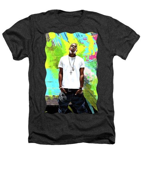 Jay Z - Celebrity Art Heathers T-Shirt