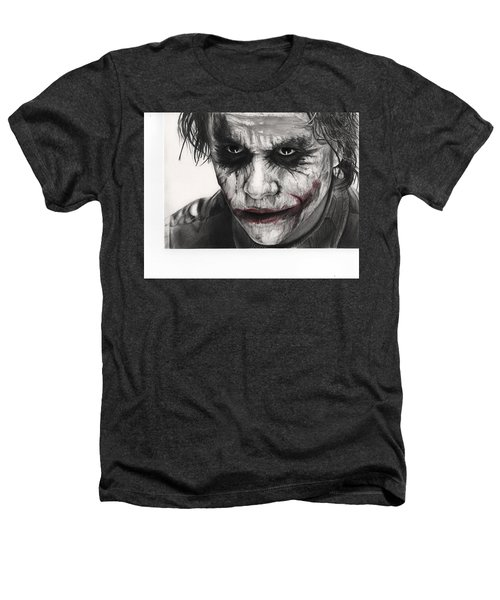 Joker Face Heathers T-Shirt