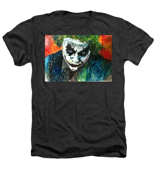 Joker - Heath Ledger Heathers T-Shirt