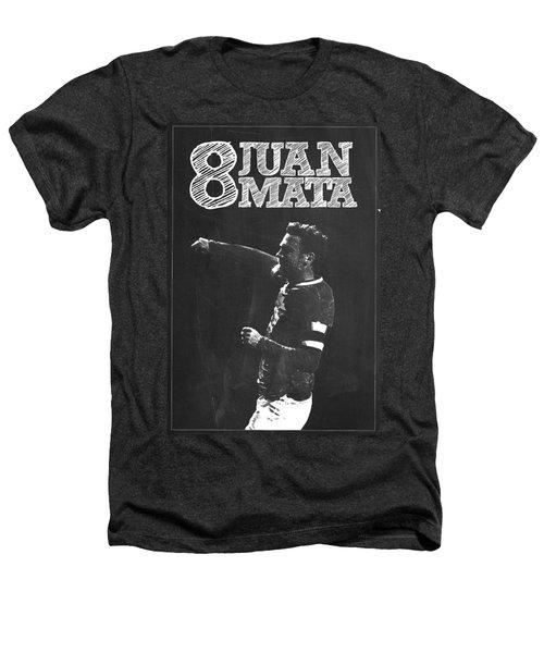 Juan Mata Heathers T-Shirt by Semih Yurdabak