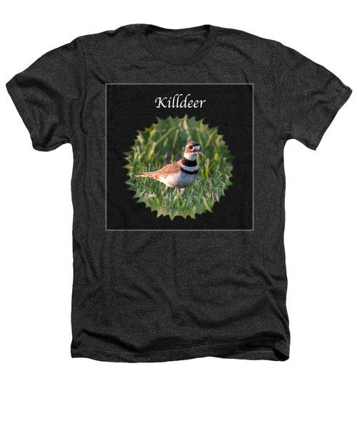 Killdeer Heathers T-Shirt by Jan M Holden