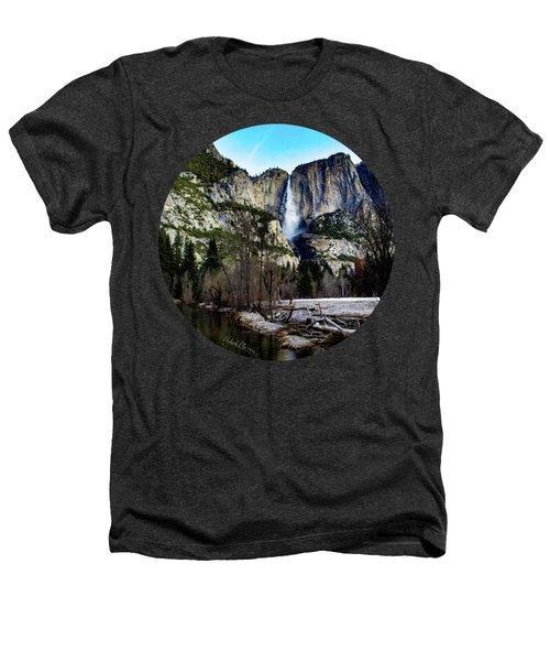 King Of Waterfalls Heathers T-Shirt