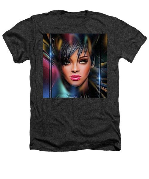 Lady Beautiful Heathers T-Shirt
