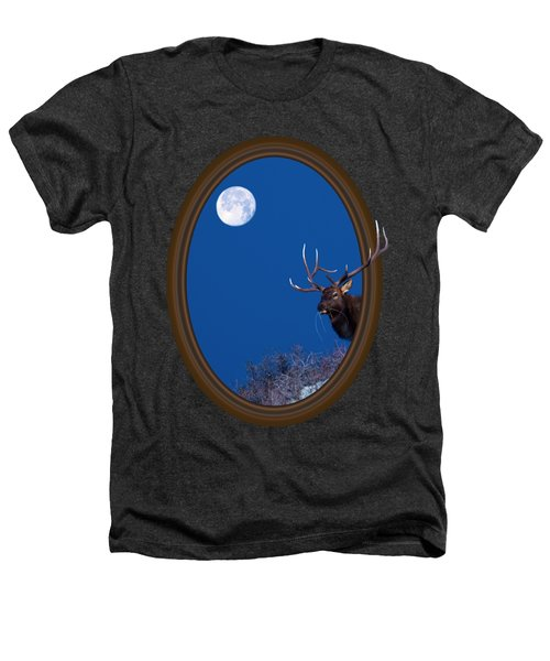Looking Beyond Heathers T-Shirt by Shane Bechler