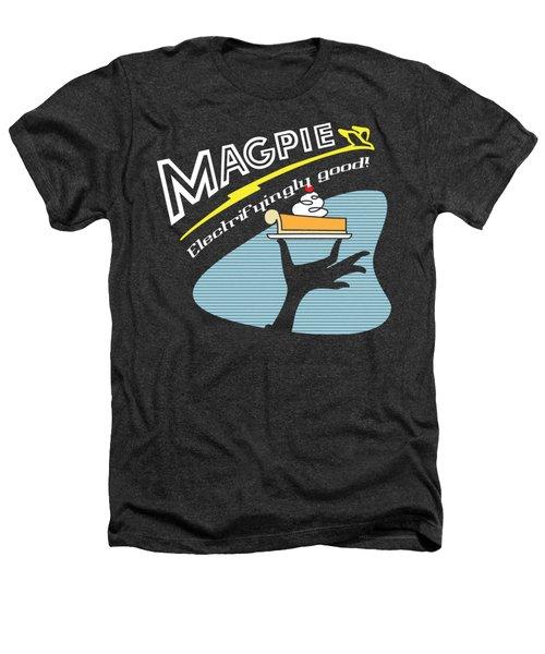 Mag Pies Heathers T-Shirt by Luis Pangilinan