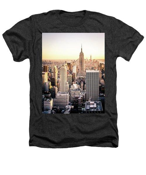 Manhattan Heathers T-Shirt by Michael Weber
