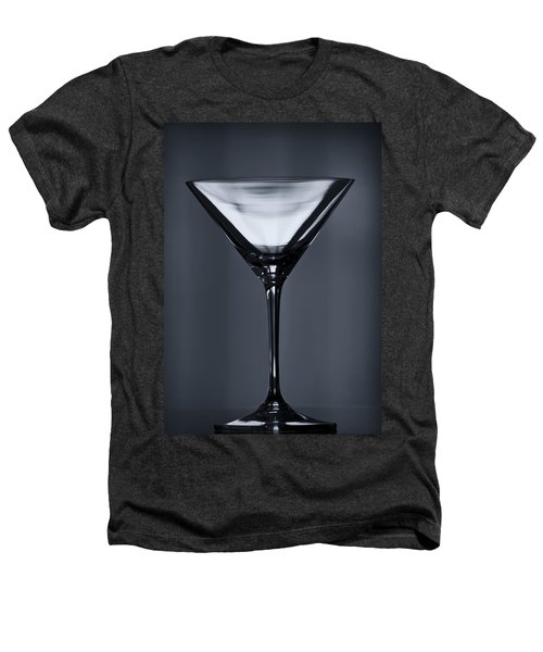 Martini Heathers T-Shirt by Margie Hurwich