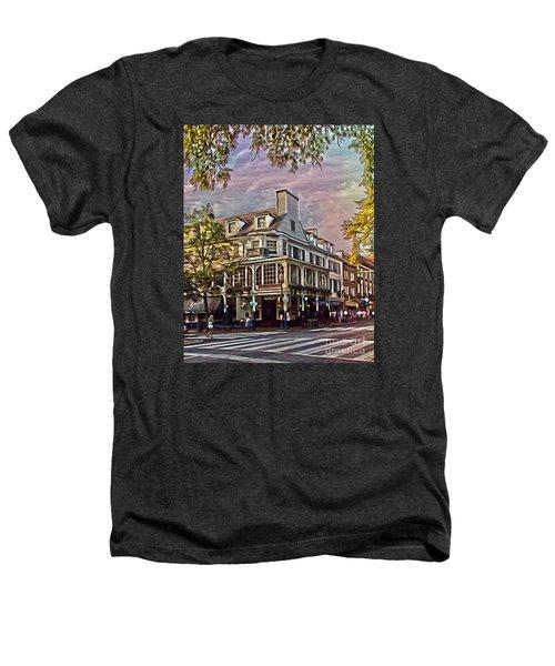 Meet Me At The Corner Heathers T-Shirt