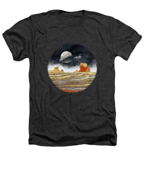 Metallic Desert Heathers T-Shirt