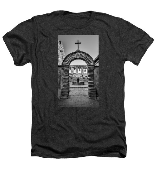 Mission Gate And Bells #3 Heathers T-Shirt