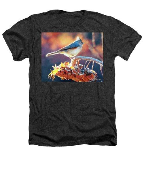 Morning Glow Heathers T-Shirt