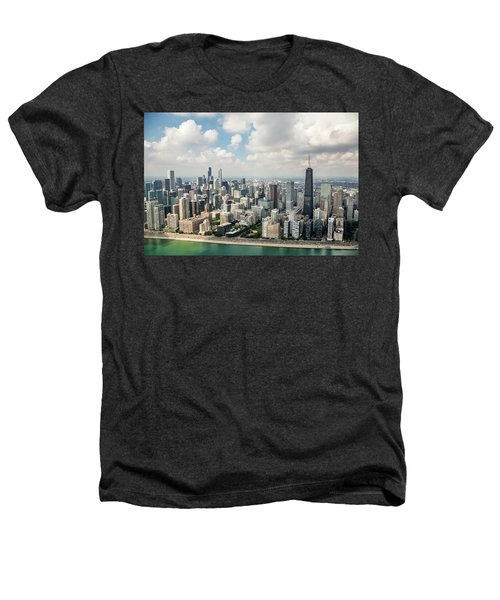 Near North Side And Gold Coast Heathers T-Shirt