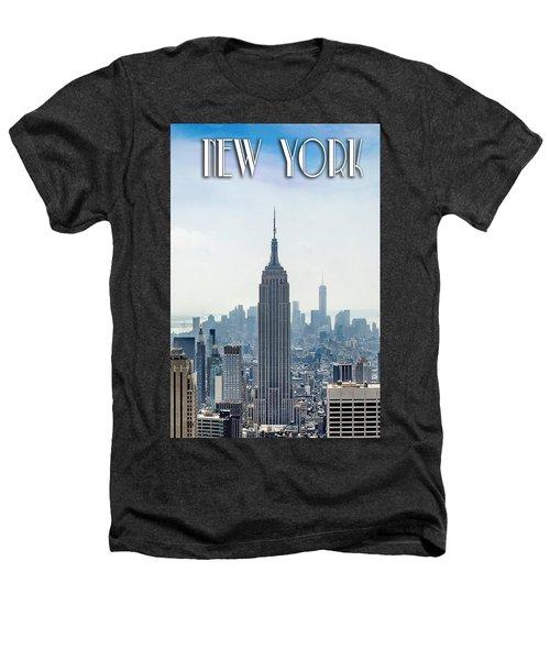 New York Classic Heathers T-Shirt
