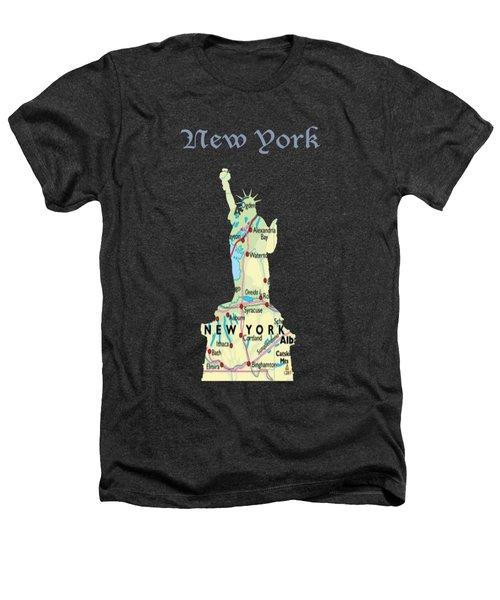 New York Heathers T-Shirt