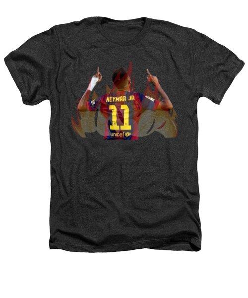 Neymar Heathers T-Shirt by Vincenzo Basile