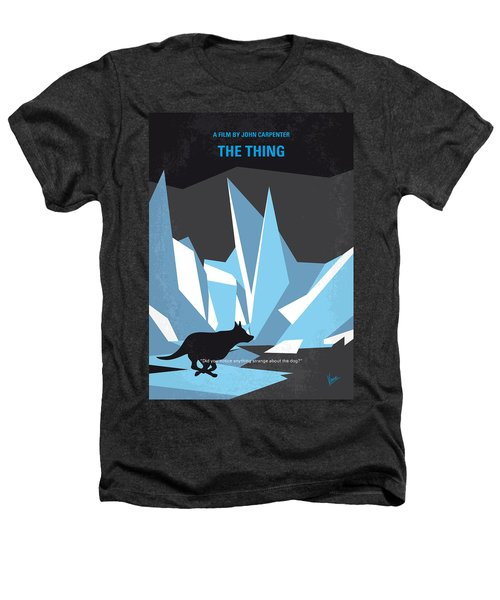 No466 My The Thing Minimal Movie Poster Heathers T-Shirt by Chungkong Art