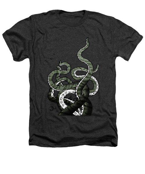Octopus Tentacles Heathers T-Shirt