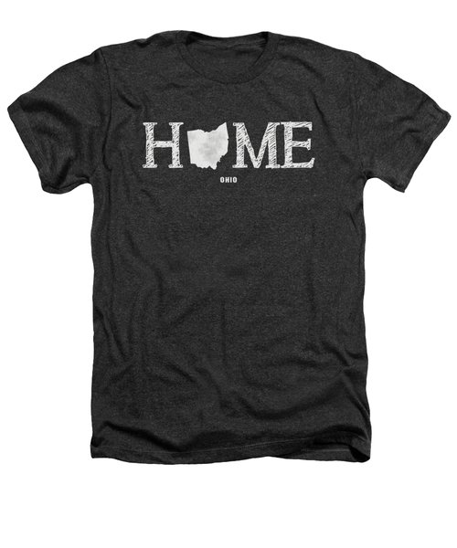 Oh Home Heathers T-Shirt by Nancy Ingersoll